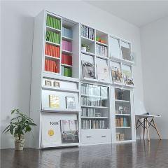 リビング壁面収納 6種類組み合わせ自由