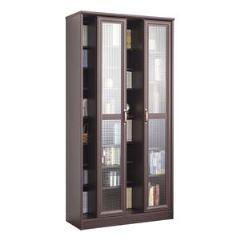 スライド書棚90 ブラウン 900HS-BR