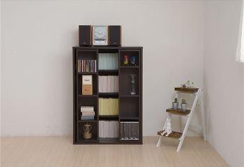 スライド書棚スライダー