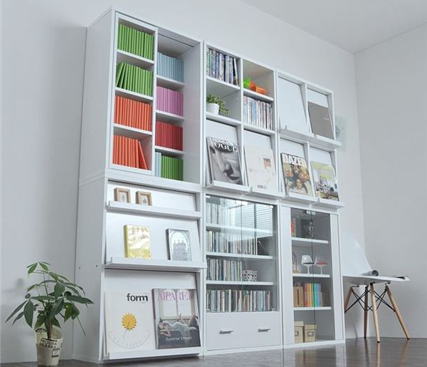6種類の収納家具シリーズ