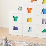 子供部屋の収納家具 チェスト