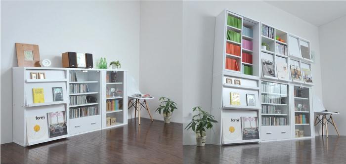6boxシリーズ収納家具